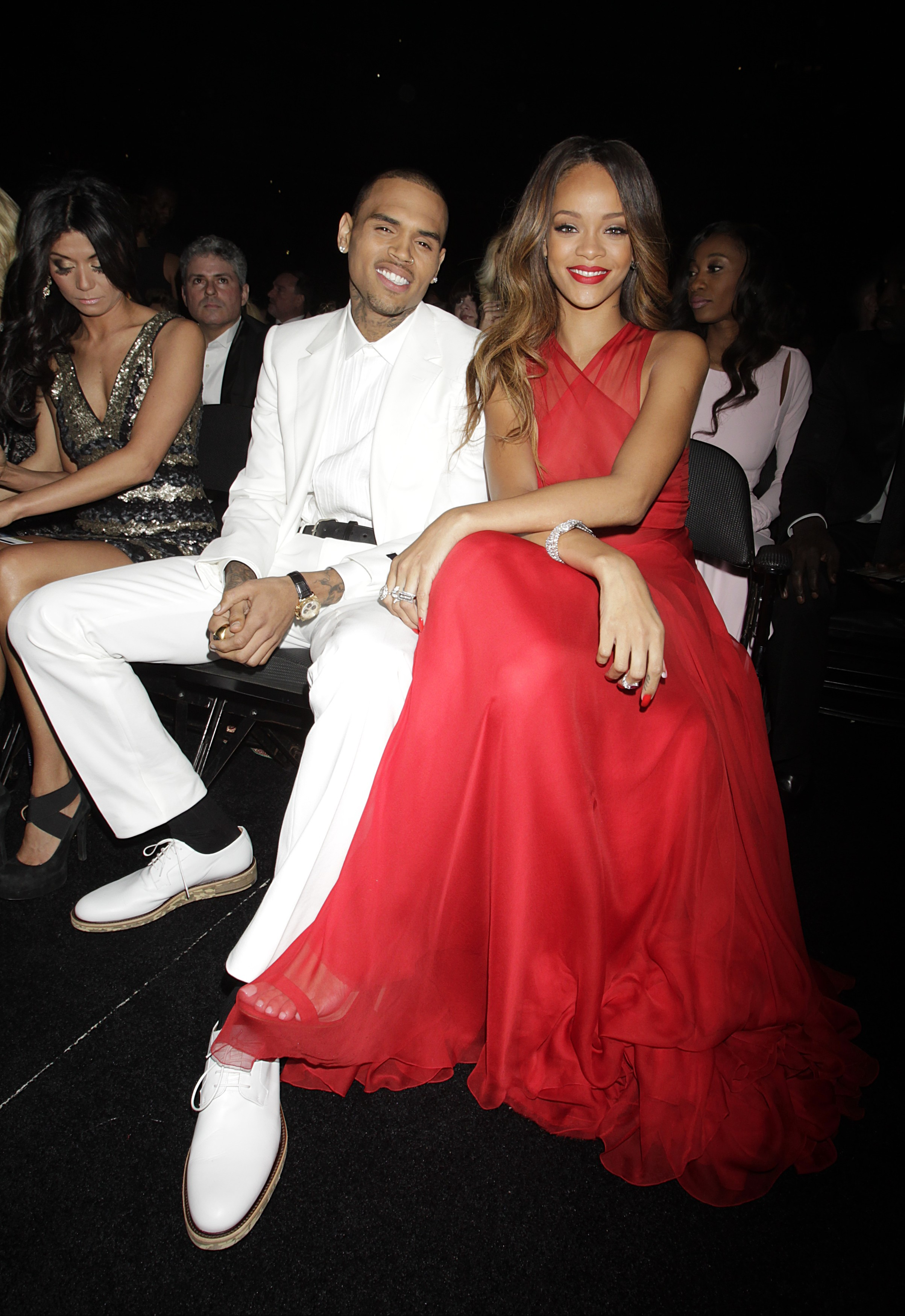Chris Browns Christmas Present For Daughter Could Kill Her chris and rihanna