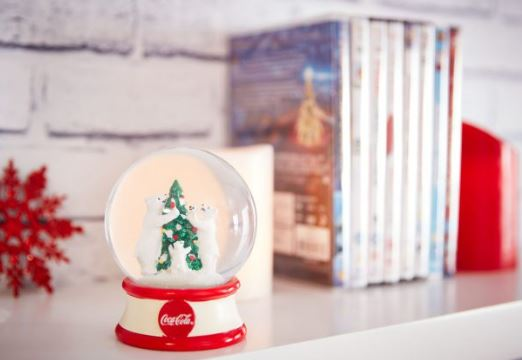 The Inside Of The Coca Cola Truck Is Actually Even More Magical christmas truck 1