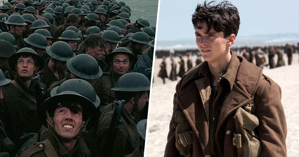 Dunkirk Named 2017 Movie Of The Year