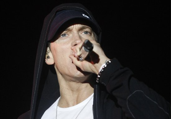 Eminem Tells People Who Dont Like Revival: B*tch, Suck My D*ck eminem trump web 1