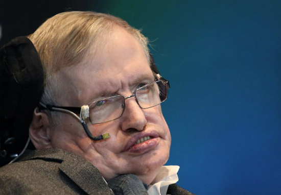 Were Born Geniuses And Education Dumbs Us Down, NASA Scientists Find hawking web