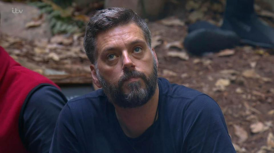 300 Complaints Made About Same Thing On Im A Celeb iain lee