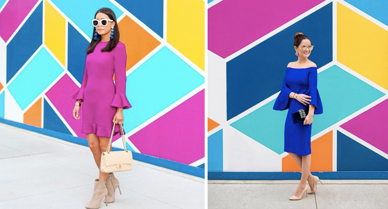 Mystery Over Bloggers Identical Instagram Accounts identical instagram geo