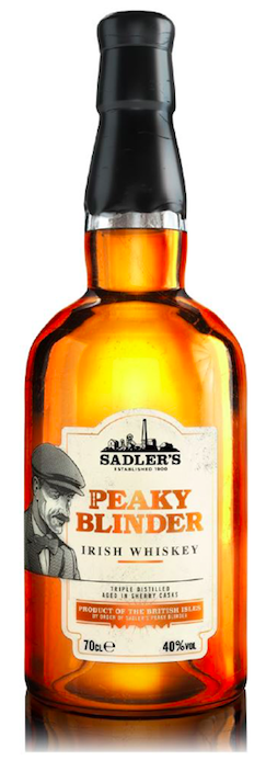 Peaky Blinders Whiskey, Rum And Gin Released In Time For Christmas image001