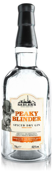 Peaky Blinders Whiskey, Rum And Gin Released In Time For Christmas image003