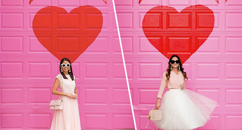 Mystery Over Bloggers Identical Instagram Accounts instagram copycats fb