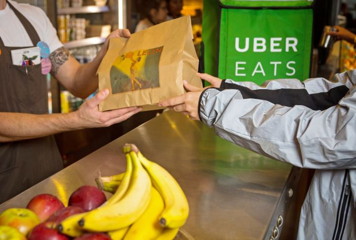 Uber Eats Are Releasing A Hangover Cure Delivered To Your Door In Time For Christmas leon uber 1