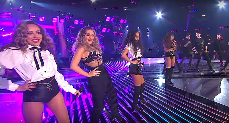 Little Mix Slammed For Outfits During X Factor Final Performance lil mix 1