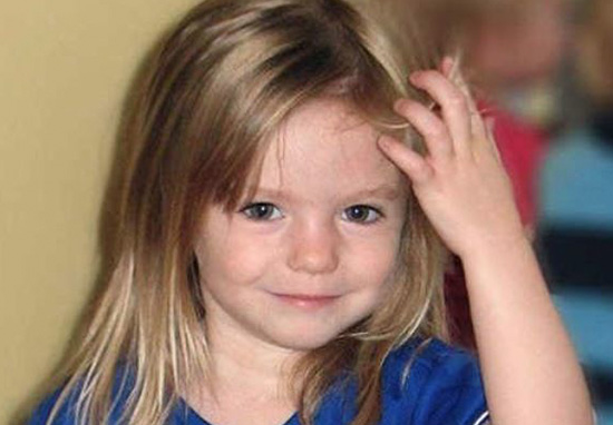 Kate And Gerry McCanns Private Detective Found Dead maddie mccann web