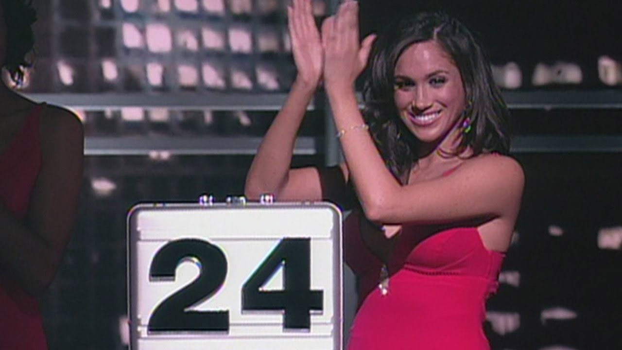 Meghan Markle Was On Deal Or No Deal And Looked Completely Different maxresdefault 14