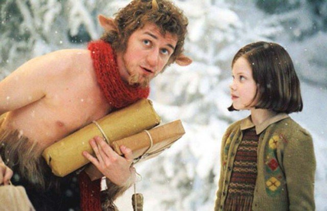 Fans Shocked By James McAvoys Body Transformation For New Role mcavoy narnia 640x414