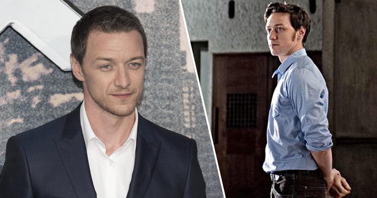 Fans Shocked By James McAvoys Body Transformation For New Role mcavoy