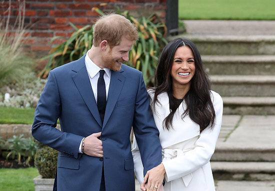Psychic Makes Dark Prediction About Future For Prince Harry And Meghan meghan harry web