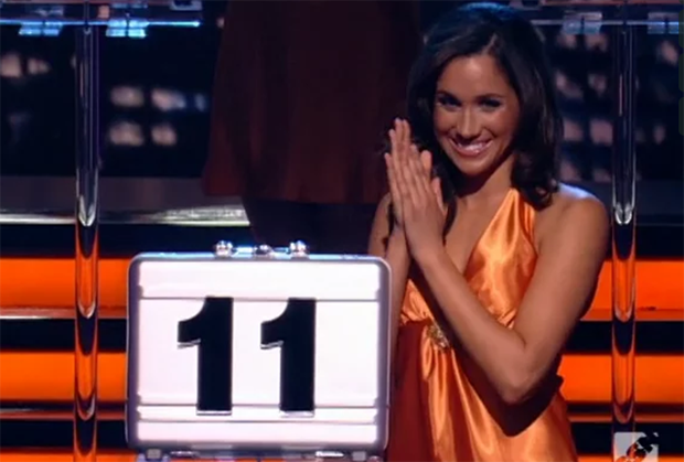 Meghan Markle Was On Deal Or No Deal And Looked Completely Different meghan markle deal no deal