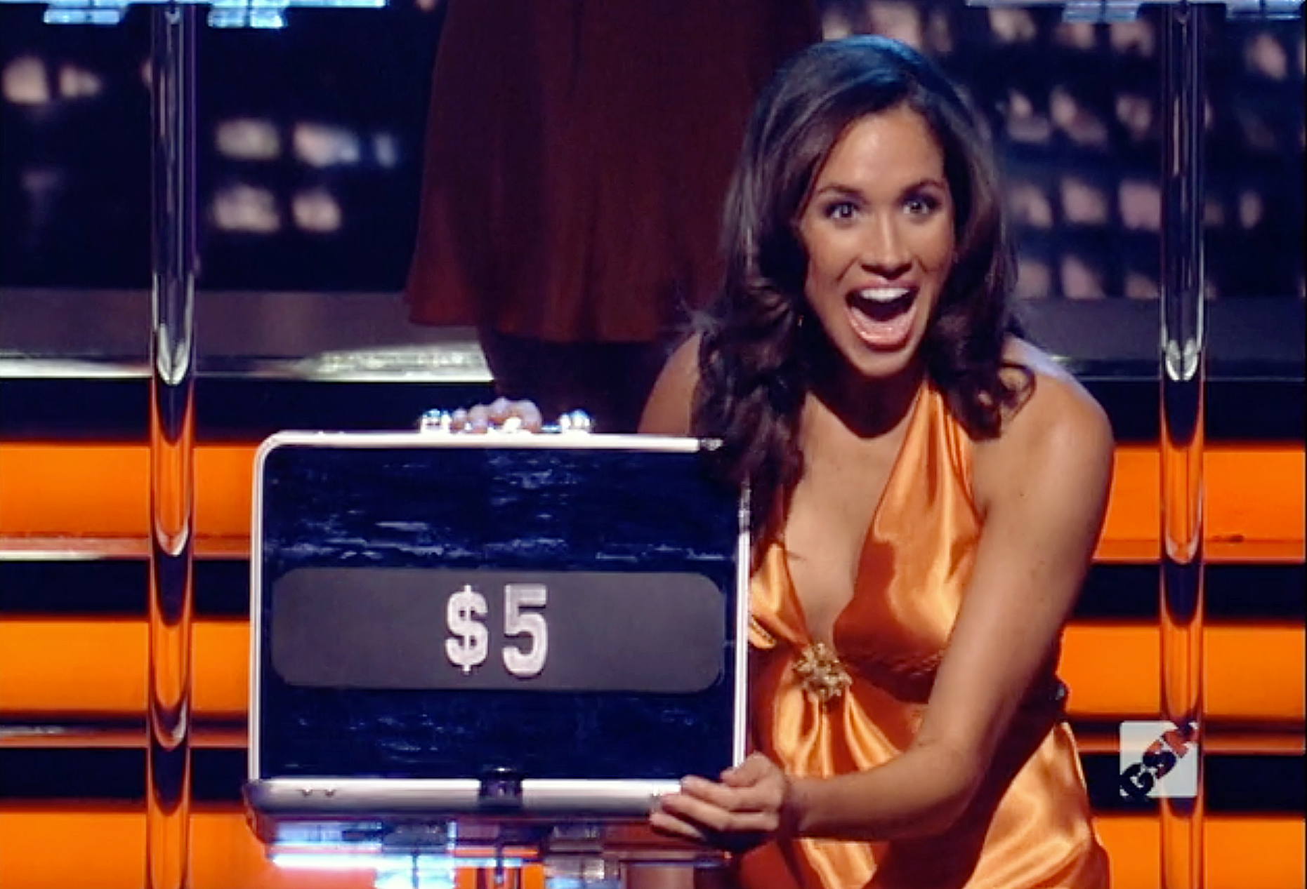 Meghan Markle Was On Deal Or No Deal And Looked Completely Different meghan markle deal or no deal
