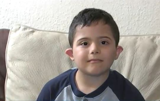Six Year Old Muslim Boy With Downs Syndrome Reported For Terrorism mohammad 1