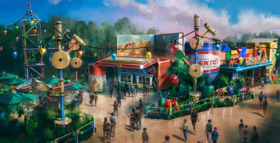 First Images Of Disneys New Toy Story Land Look Incredible nintchdbpict000362985088 e1512387892161