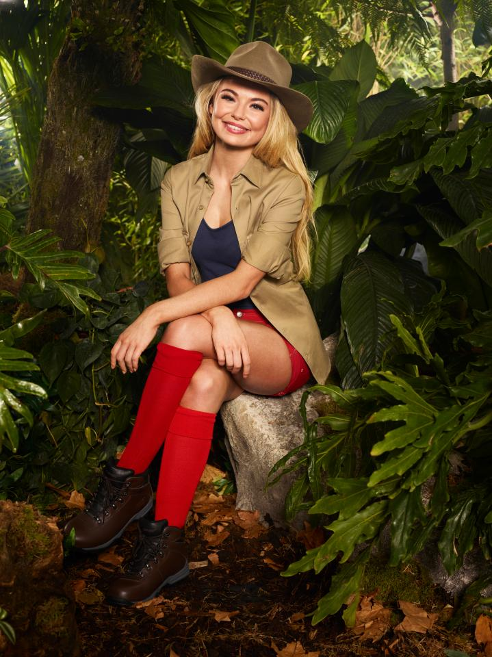 Georgia Toffolo To Earn Record Breaking Figure After Im A Celeb nintchdbpict0003668525942