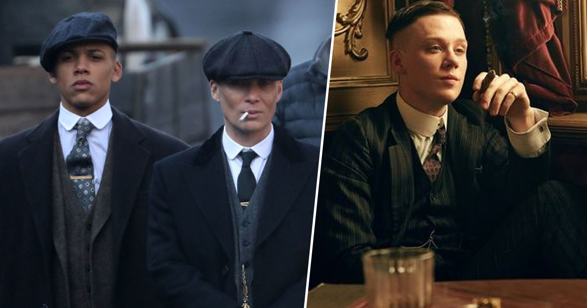 Peaky Blinders Season 1 3 Now Available On Netflix peaky mate thumby