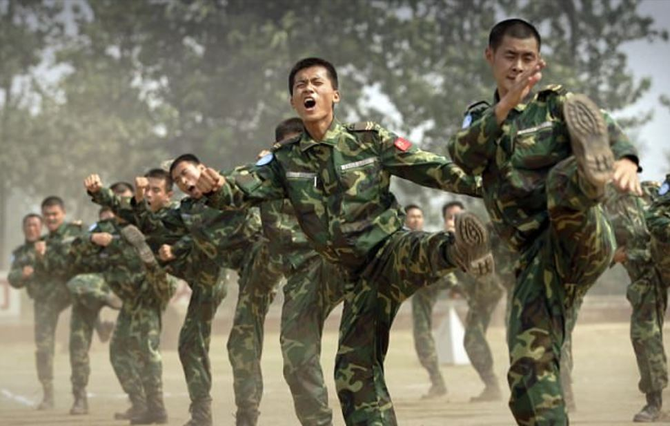 China Makes Chilling Threat To The US peoples army