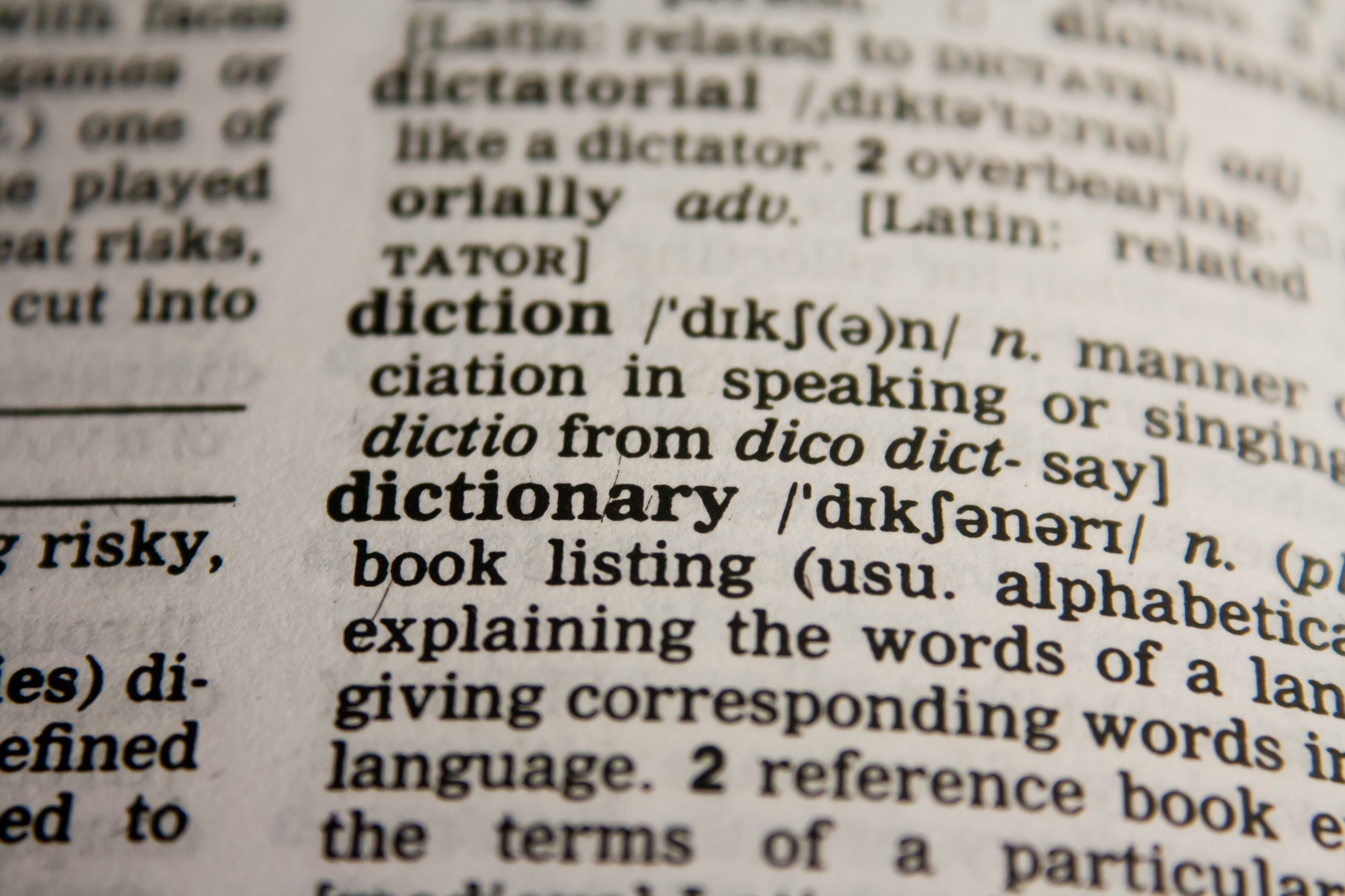 Oxford Dictionary Word Of The Year Is Something No Ones Heard Of %name