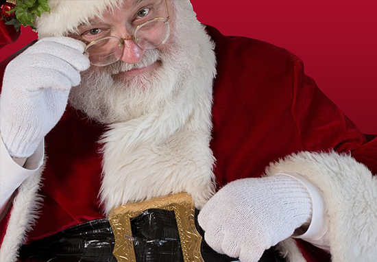 Bearded Men Needed For Job Paying £30 An Hour professional santa web
