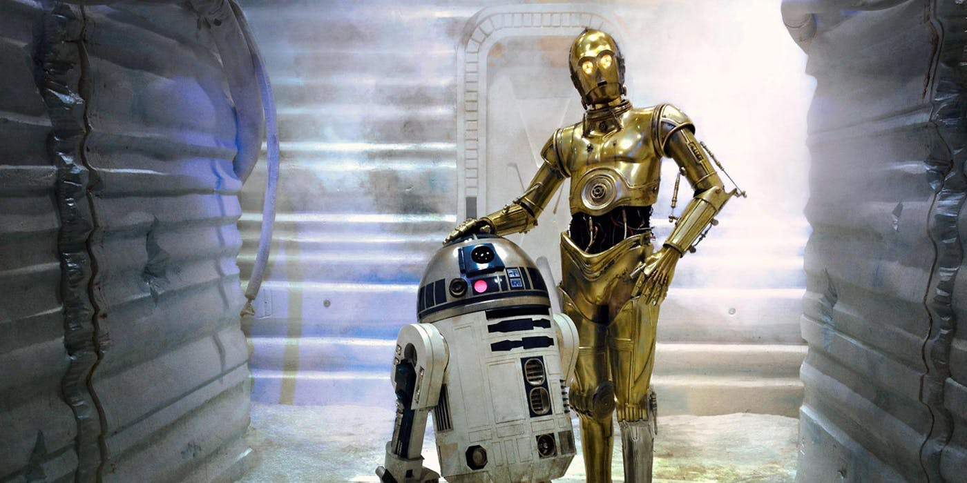 Star Wars Fans Name Han Solo The Greatest Character In Franchise r2 d2 c 3po best friends wallpaper 5478