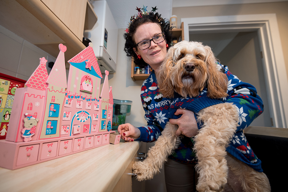 Woman Spends Over £1,000 On Christmas Presents For Her Dog resize palacebarking mad bri 79016