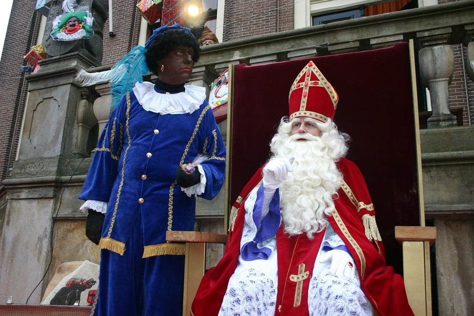 Blackface Christmas Tradition In The Netherlands Branded Racist sint and piet 559519 960 720 pixabay