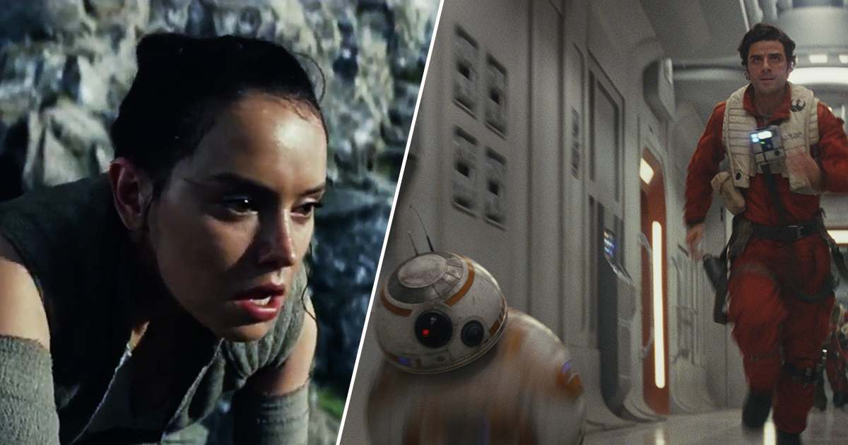 Film Fans Furious After Blatant Snub In Oscars Nominations star wars fb