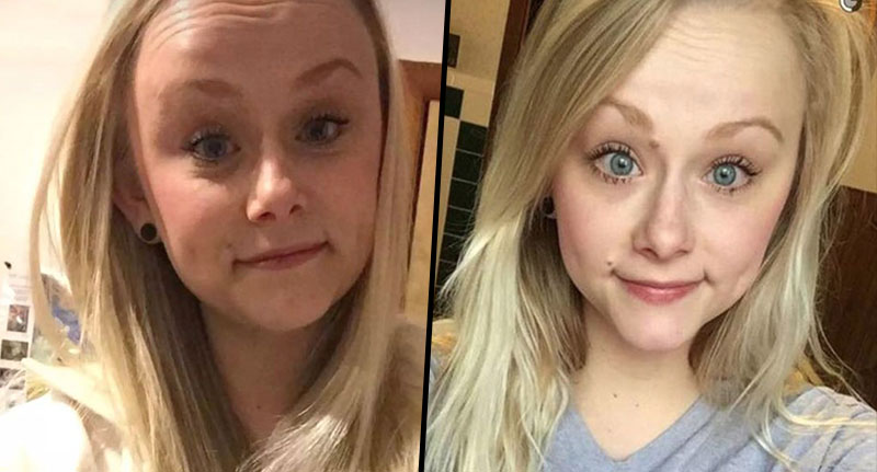 Woman Who Vanished After Posting Eerie Snapchat Found Dead sydney loofe fb