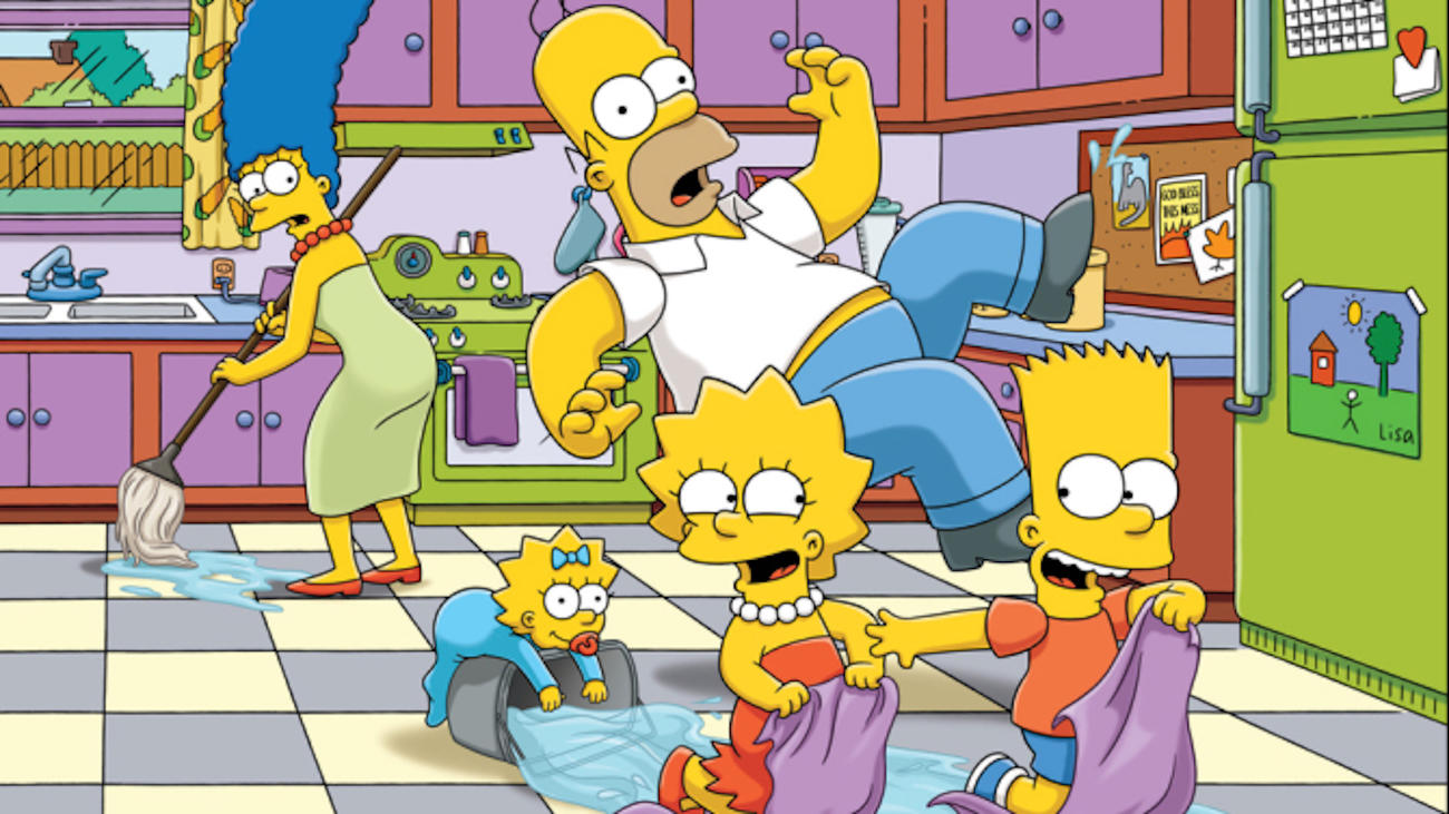 The Simpsons Voted Greatest Sitcom Of All Time thesimpsons