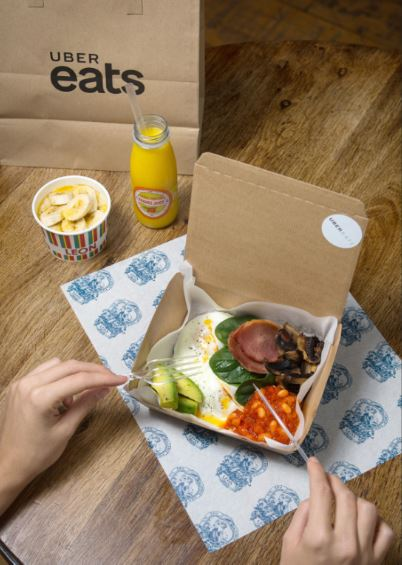Uber Eats Are Releasing A Hangover Cure Delivered To Your Door In Time For Christmas uber breakfast 1