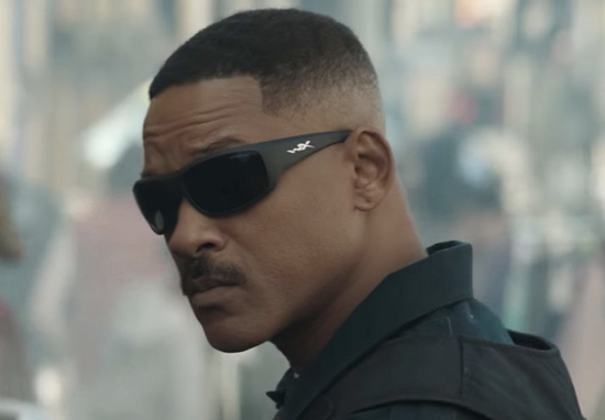 Netflixs Will Smith Movie Bright Gets 11 Millions Streams In Three Days willsmith