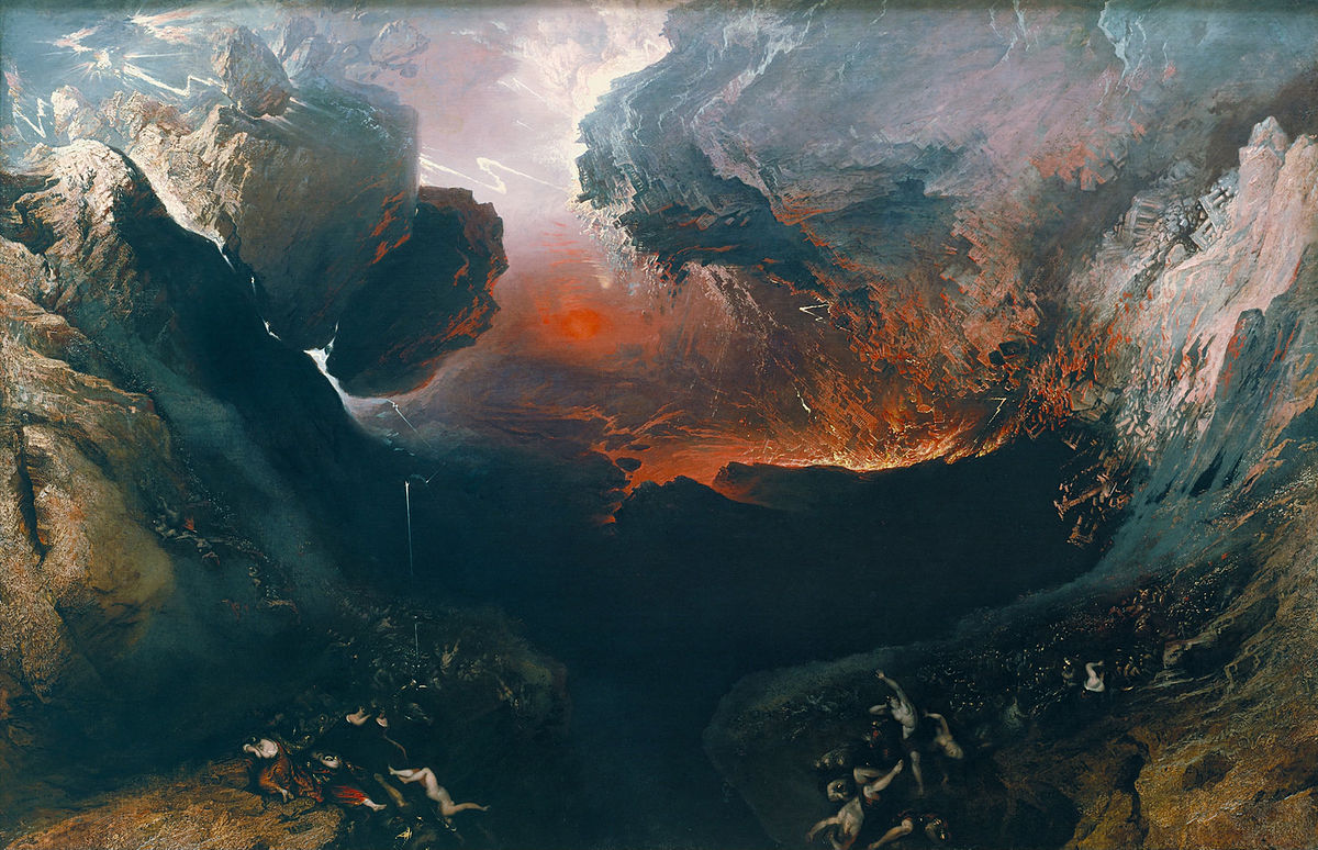 Bible Passage Predicts End Of The World In 2018 1200px John Martin   The Great Day of His Wrath   Google Art Project