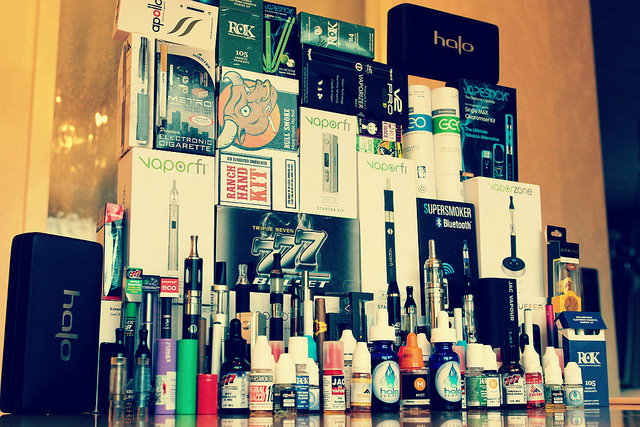 E Cig Flavours Are Toxic To White Blood Cells, Scientists Announce 16273105162 ec998cd507 z