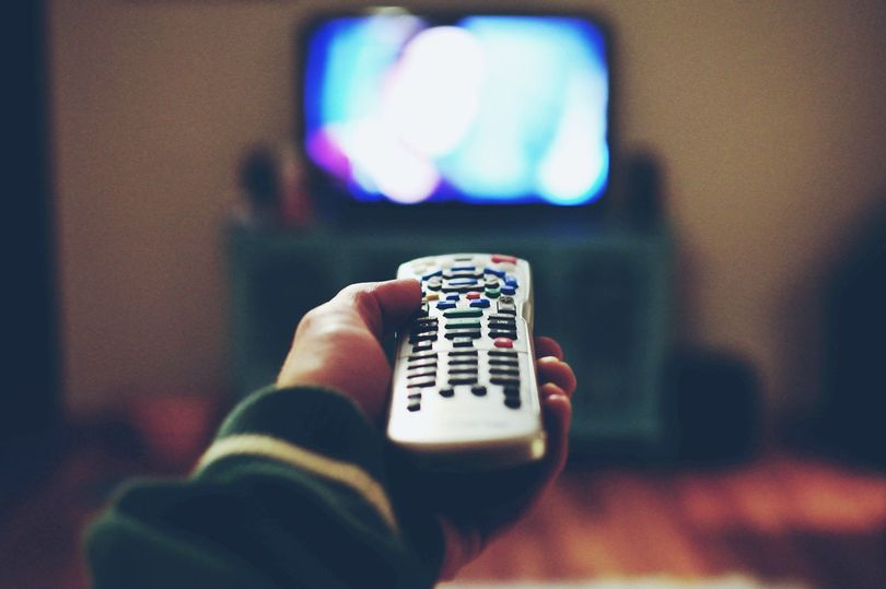 Shocking Proof Your Mobile Phone Really Is Spying On You A TV remote control