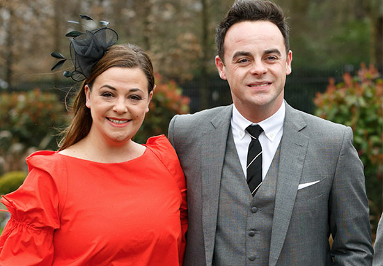 Ant McPartlins Wife To Get Record Breaking Payout In Divorce Settlement ANT WEB