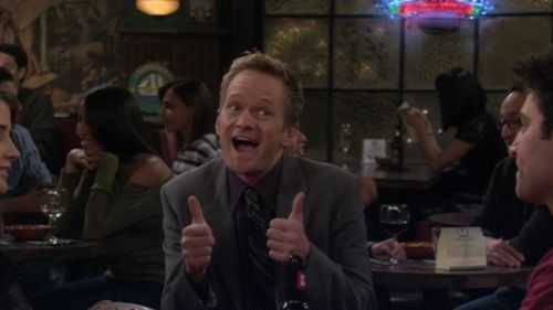 Your Meanest Friend Just Wants The Best For You, Say Scientists Barney Stinson Win