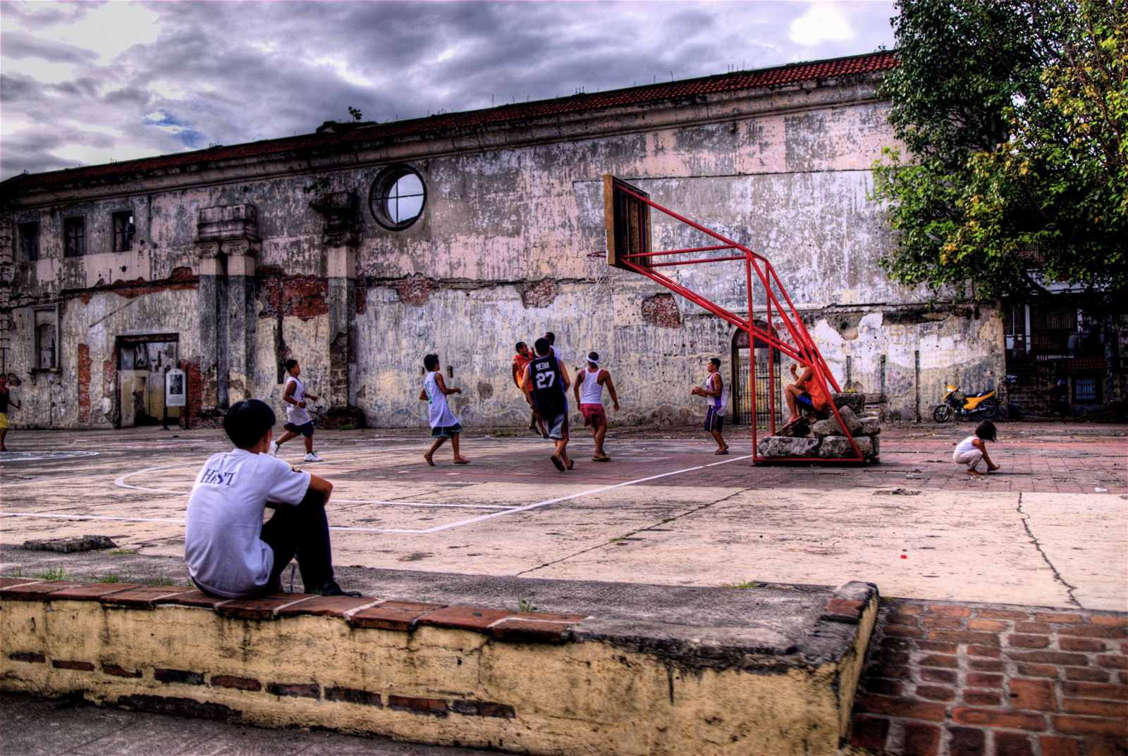 Transracial Could Be The Next Big Thing In 2018 Basketball in Intramuros