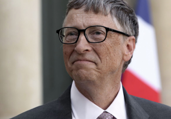 bill gates is no longer the richest man ever