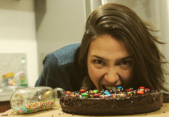 Woman Confesses Shes Been Eating Cake Instead Of Going Gym To Agony Aunt Cake web