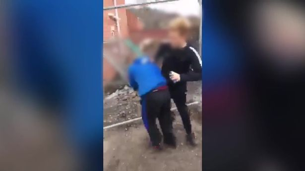 MumShares Video Of Son, 12, Being Beaten By Bully Gang On His Birthday Distraught mum shares Snapchat video of son being punched and kicked by gang of bullies on his 12th 1