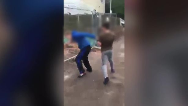 Mum Shares Video Of Son, 12, Being Beaten By Bully Gang On His Birthday Distraught mum shares Snapchat video of son being punched and kicked by gang of bullies on his 12th