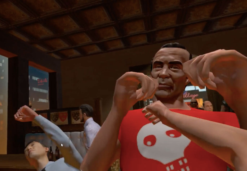 Drunkn Bar Fight is The VR Game Weve All Been Waiting For Drunken Bar Fight b