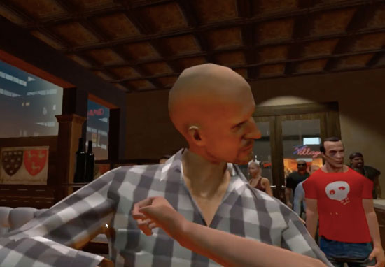 Drunkn Bar Fight is The VR Game Weve All Been Waiting For Drunken Bar Fight