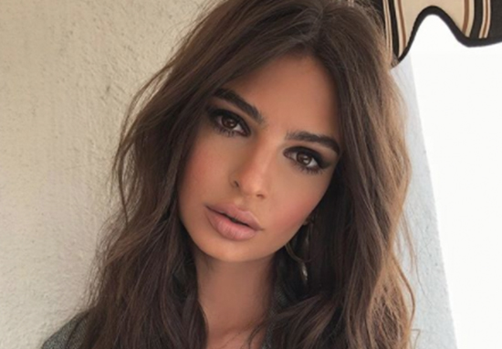 Emily Ratajkowski Announces Secret Marriage EMILY WEB