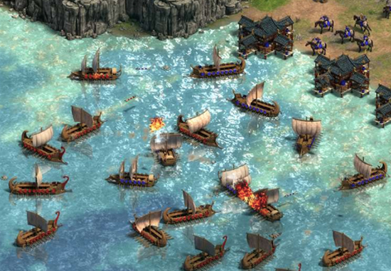 Remastered Original Age Of Empires To Return This Year Empires A