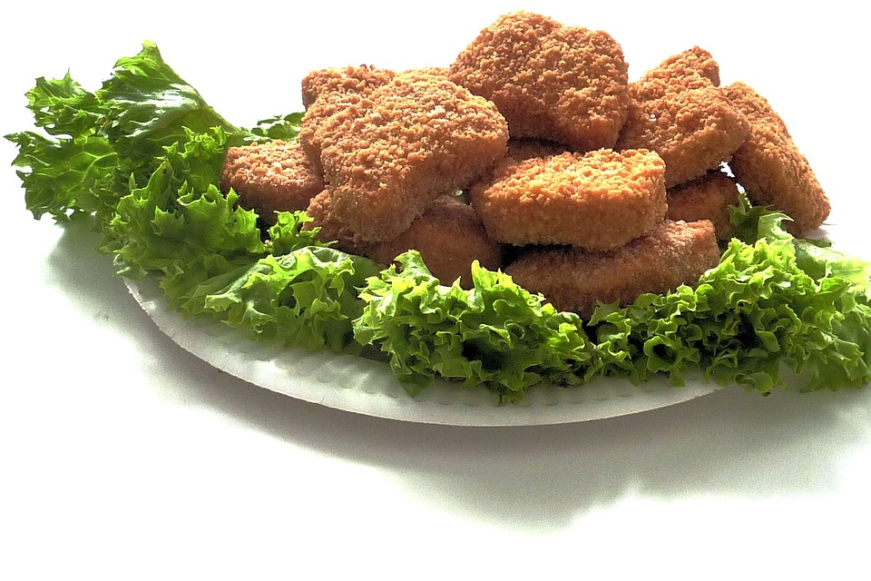 Restaurant Offers £500 For Finishing Giant Chicken Nugget In Six Minutes Food Meat Chicken Nuggets Poultry Chicken 1351329