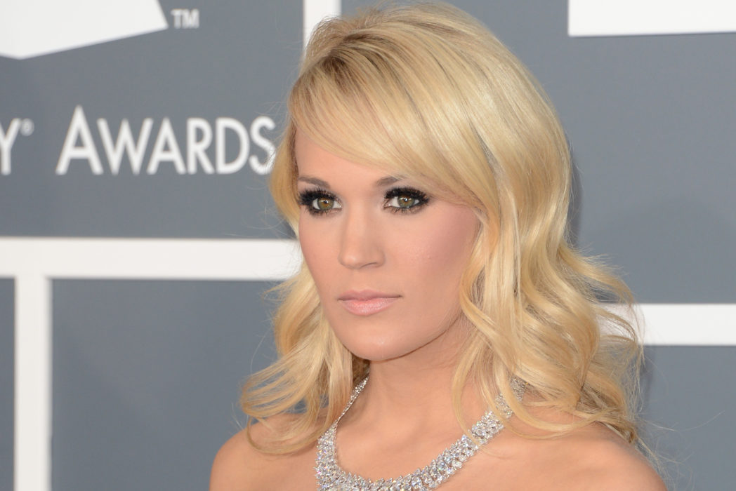First Picture of Carrie Underwood Since Horrific Face Injury Posted Online GettyImages 161396077 1048x700
